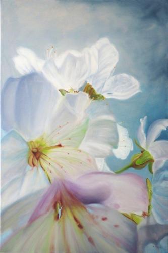 """""""Fleurs de pommier I"""""""