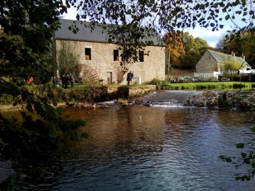 Le Moulin de Kerhe à Pabu